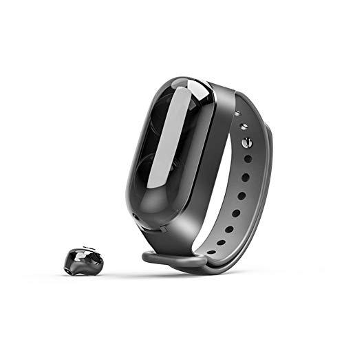 selfdepen S20 Pulsera Inteligente Auriculares Inalámbricos Bluetooth Biauriculares Micro Mini Auriculares Internos para Dormir