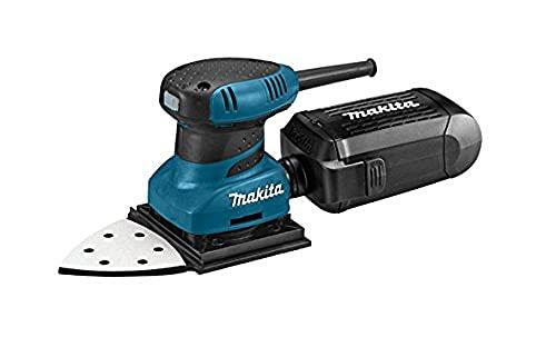 Makita BO4565K Lijadora, 200 W, 0 V, Noir, Turquoise, One size