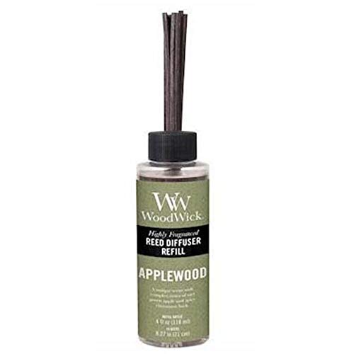 Woodwick Candle Reed Diffuser Refill 4 Oz. - Applewood