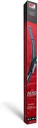 Set de parte delantera sin marco soporte de Aero limpiaparabrisas cuchillas HQ Automotive – adb81 –
