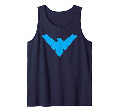 Batman Nightwing Symbol Tank Top