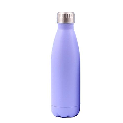 NYCROSSER thermosfles van roestvrij staal BPA-vrij Hot & Cold Sports Drinkfles Fitness Yoga 260/500 / 750ml