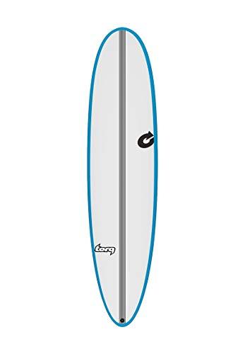 Torq Tabla de Surf Epoxy Tec M2 6.6 Rail Azul