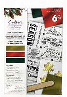 Best crafters companion foil transfer kit Reviews