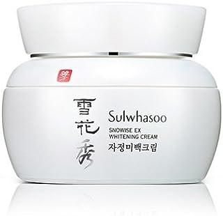 雪花秀(ソルファス)韓方 ホワイトニング クリーム[滋晶ホワイトニングクリーム(Snowise EX Whitening Cream)]50ml