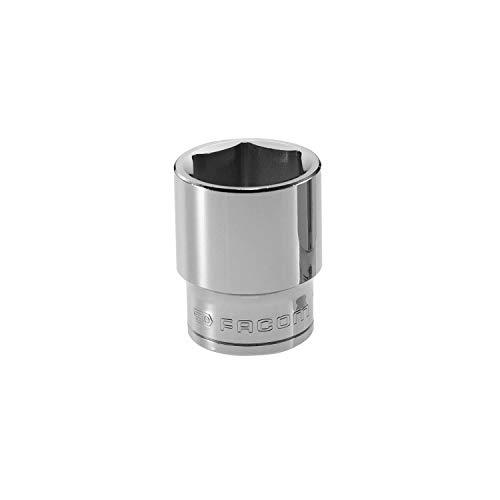 Facom SC.S - Llave de vaso (1/2', 6 caras)