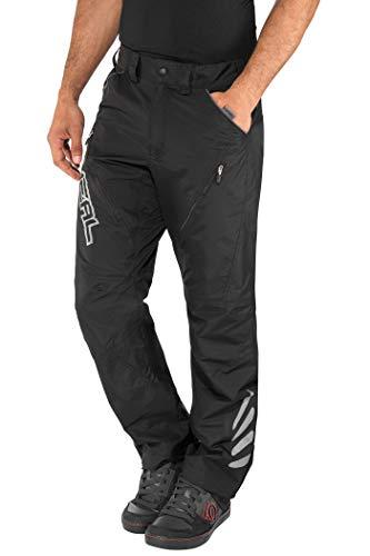 O'NEAL | Mountainbike-Hose | MTB Mountainbike DH Downhill FR Freeride | Wasserabweisendes Material, Elastischer Einsatz | Predator III Freeride/All Mountain Pants | Erwachsene | Schwarz | Größe 28/44