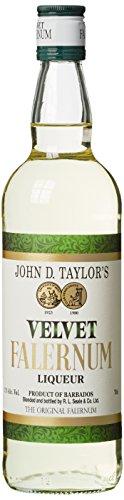 John D. Taylor's Velvet Falernum Rumlikör aus Barbados (1 x 0.7 l)