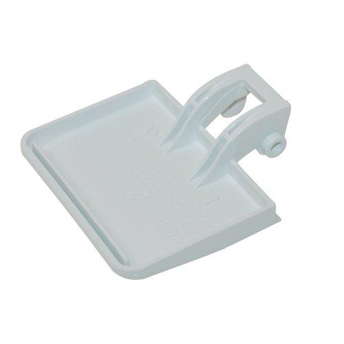 Zanussi 1508509005 Poignée de porte pour machine à laver Blanc