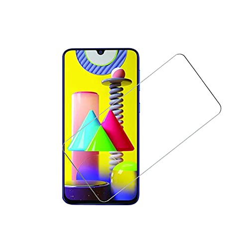 JK Paradise Screen Protector for Samsung Galaxy Samsung Galaxy A71/M51/F62 (Transparent) Full Screen Coverage