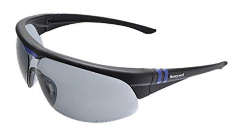 HONEYWELL Schutzbrille Millenia 2G   Rahmen: schwarz   Sichtscheibe: grau   1 Stück