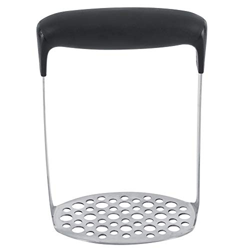 Food Masher, Mashing Tool Baby Food Masher, Stainless Steel Fruits Hand Kitchen Tool for Outdoor Cooking for Home
