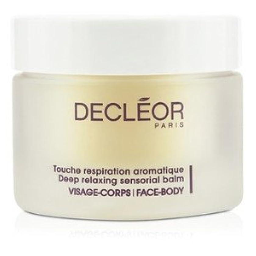 逃れる非行風味デクレオール[Decleor] ディープ リラクシング センソリアル バーム(Salon Product) 30ml/1oz [並行輸入品]