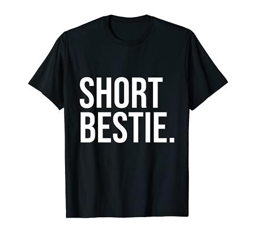 Corto Bestie Mejor Amigo A Juego De Soltera Foto De Fiesta Camiseta
