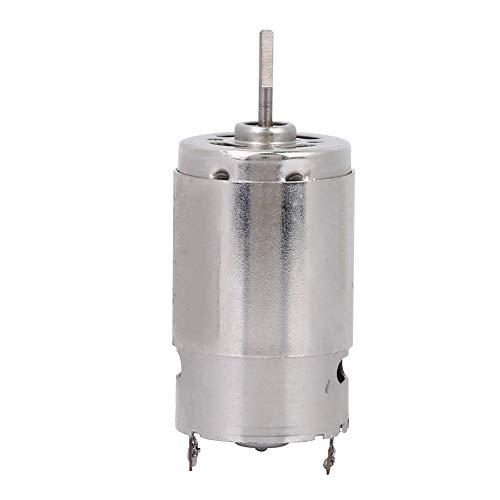 Drfeify RC Electric 390 Motor 21000 RPM Repuesto Apto para 1/16 1/18 Modelo de Coche RC
