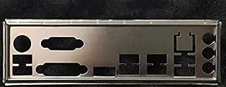 FidgetFidget New io i/o Shield Backplate for ASUS Prime B350-PLUS, Custom #T4512 YS YH