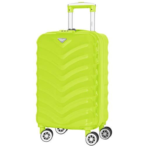 Flight Knight lichtgewicht 8 wiel TSA Lock easyJet, British Airways, Ryanair goedgekeurde koffers handbagage handbagage