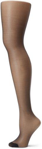 Pretty Polly Damen-Strumpfhose, Übergröße, kurvig, Nylon, schwarz, X-Large
