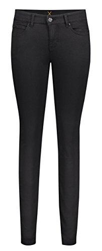 MAC Damen Straight Leg Jeanshose Dream Skinny, Schwarz (black D999), Gr. W34/L30 (Herstellergröße: 34/30)