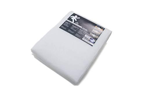 One Couture Antirutschmatte Teppichunterlage Teppichstop Teppich Gleitschutz Antirutsch, 100% Polyester, Weiß, 70cm x 140cm