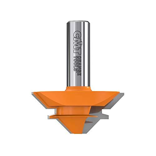 CMT Orange Tools 955.504.11–Erdbeere Grapevine 45Grad HM S 12D 50,8x 22,2, Grigio/Arancio