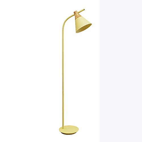 Nordic vloerlamp van ijzer, postmodern led, hout, kindertafellamp, eenvoudige persoonlijkheid, slaapkamer, woonkamer, eetkamer, kantoor, licht, modieus, sofadecoratie