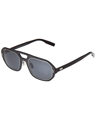 Christian Dior Sonnenbrillen (AL13.14 RZZIR) schwarz matt - ruthenium dunkel - grau
