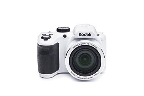 KODAK PIXPRO AZ365 Cámara Puente 16,15 MP 4608 x 3456 Pixeles Blanco - Cámara Digital (16,15 MP, 4608 x 3456 Pixeles, 36x, HD, 436 g, Blanco)