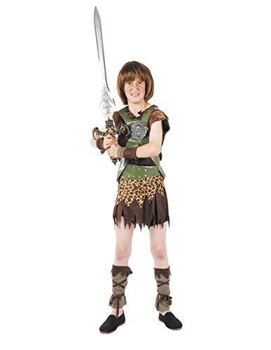 DISBACANAL Disfraz Conan El Brbaro Infantil - -, 12 aos