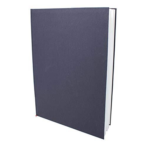 Artway Handgefertigtes Skizzenbuch, Papier, Indigo, A3 Hochformat