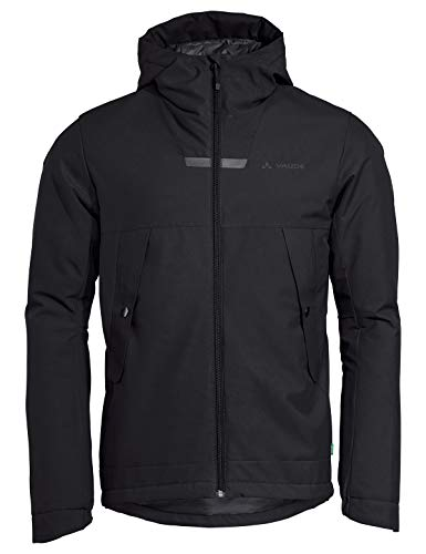 VAUDE Herren Men's Cyclist Padded Jacket IV Jacke, Black, XL