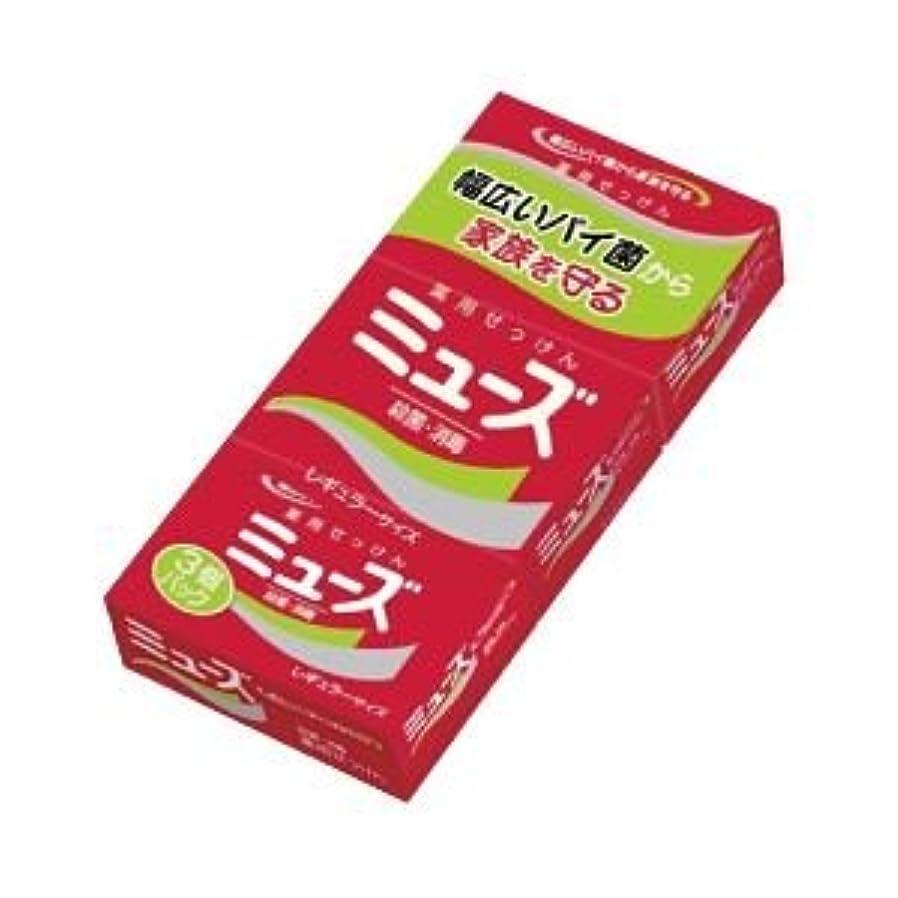 類人猿谷阻害する(業務用セット) アース製薬 ミューズ 3個パック 【×10セット】