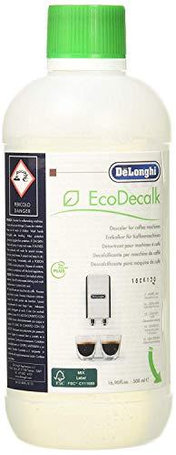 Delonghi Descaler voor koffiemachines en espressomachines Kleur: wit