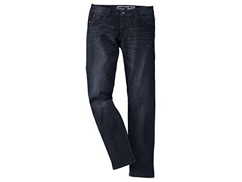 Livergy Herren Jeanshose Jeans Freizeithose Hose (56, Jeans Blau)