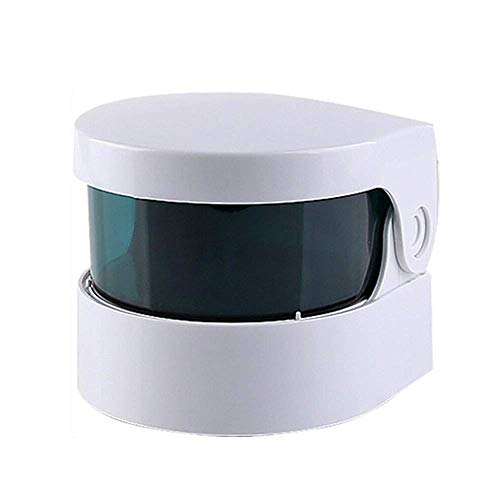 Samtlan Ultraschall Wasserdicht Schmuck Waschen Maschine für Ringe Halskette Rasierer Zahnersatz Brille Uhren Münzen Razors Tattoo Werkzeug