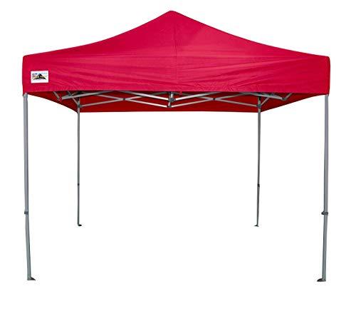 Gala Tent 3m x 3m Gala Shade Pro MX Gazebo (Red)