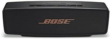 Bose SoundLink Mini Bluetooth speaker II Black/Copper ポータブルワイヤレススピーカー ブラック/カッパー
