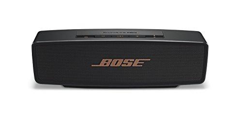 Bose SoundLink Mini Bluetooth speaker II Black / Copper 휴대용 무선 스피커 블랙 / 구리
