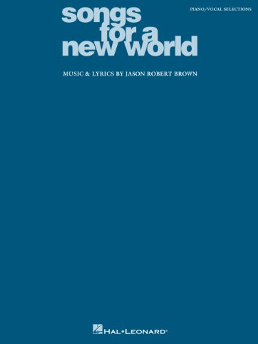 Songs for a New World (PIANO, VOIX, GU) (English Edition)