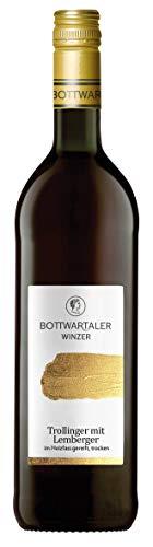 Württemberger Wein PREMIUM Trollinger mit Lemberger trocken - im Eichenfass gereift - (1 x 0.75 l)