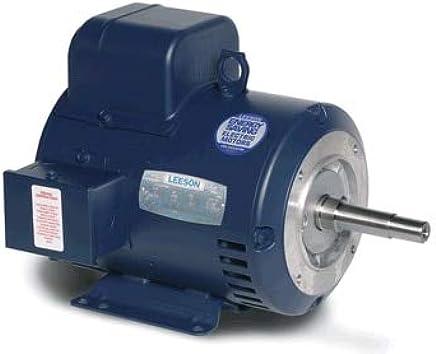 10 hp 3450 rpm 215jm frame 230 volts odp leeson electric motor Century Single Phase Motor Wiring Diagram