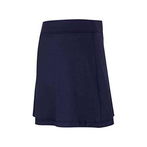 Kappa Lana Falda Tenis, Mujer, Azul, XL