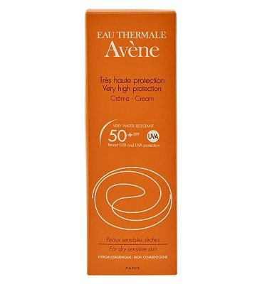 Eau Thermale Avne Very High Protection Cream SPF50