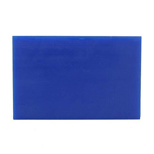 Cera de Talla Azul, Bloque de Cera de Talla de joyería, Herramienta de Modelo de fabricación de joyería Profesional, Accesorio de Grabado de joyería(PC 1)