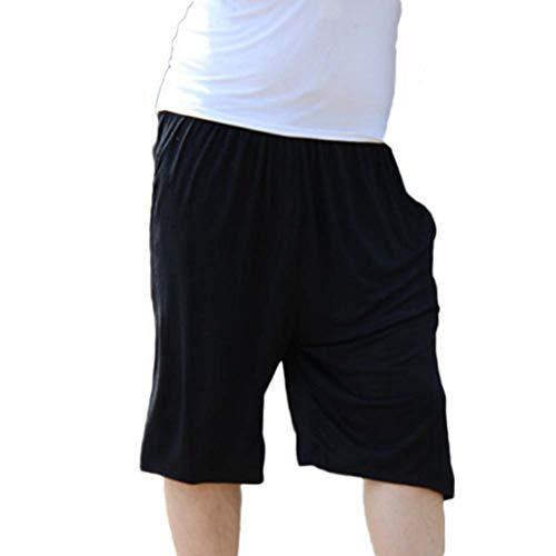 Pantalón Corto De Pijama para Hombre Shorts Ropa De Dormir