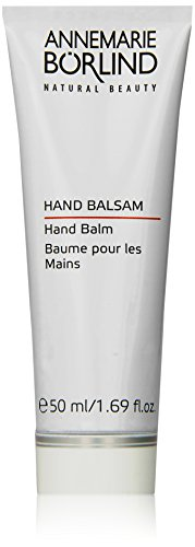Annemarie Börlind Beauty Secrets femme/woman, Hand Balsam, 1er Pack (1 x 50 ml)