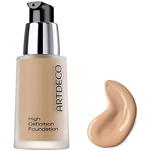 ARTDECO High Definition Foundation - Deckendes Flüssiges Make-up - 1 x 30 ml, Nr. 11 - medium honey beige