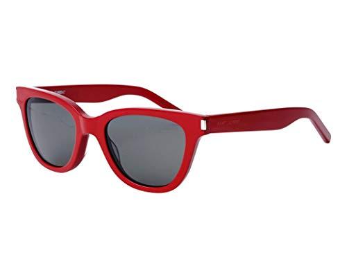 Yves Saint Laurent - Gafas de sol - para mujer Rojo rojo Med