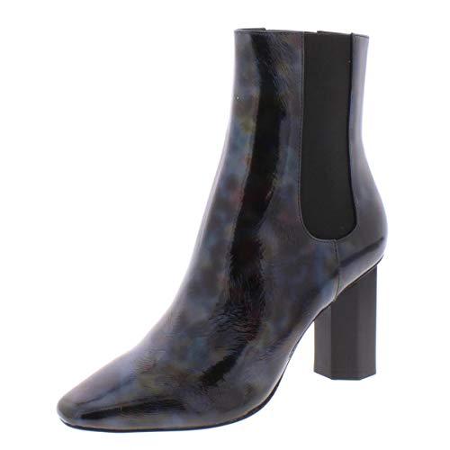 Donald J Pliner Women's Shoes Laila2-26 Leather Pointed Toe Black