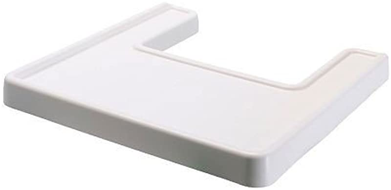 IKEA ANTILOP Highchair Tray White By IKEA
